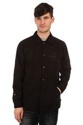 Рубашка Huf Street Button Shirt Black