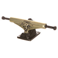 Подвески для скейтборда для скейтборда 2шт. Tensor Alum Reg Stewed & Screwed Gold/Black 5.5 (21 см)