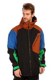Куртка Burton Ak 2l Cyclic Jk T Black/T Pny/Trf/Tde