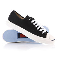 Кеды кроссовки Converse Jack Purcell Cp Ox Black/White