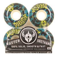 Колеса для скейтборда для скейтборда Darkstar Zodiak Blue/White 99A 52 mm