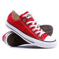 Кеды кроссовки низкие унисекс Converse All Star Ox Unisex Red