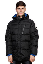 Куртка зимняя Converse Warmer Black