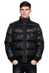 Куртка зимняя Converse Puffy Black