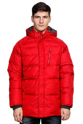 Куртка зимняя Converse Warmer Red