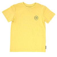 Футболка детская Billabong Creed Fader Boys Dust Yellow