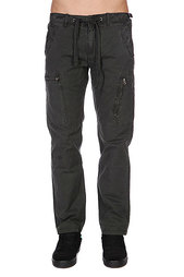Штаны Converse Gd Checkn Slim Flight Pant Charcoal