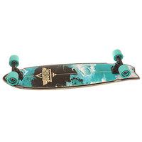 Скейт круизер Dusters Kosher Cruiser Turquoise 9.5 x 33 (84 см)