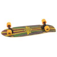 Скейт круизер Dusters Keen Cruiser Rasta 8.25 x 31 (78.7 см)