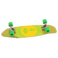 Скейт мини круизер Dusters Bird Cruiser Kryptonics Green 7.5 x 27 (68.6 см)