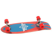 Скейт мини круизер Dusters Cazh Cruiser Kryptonics Red 8.75 x 28.5 (72.4 см)