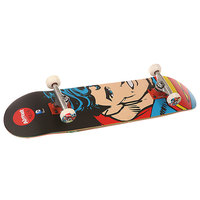 Скейтборд в сборе Almost S6 Mullen Split Face Ful Superman 31.25 x 8 (20.3 см)