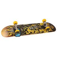 Скейтборд в сборе детский детский Darkstar S6 Torch Youth Mic Yellow 28.5 x 6.75 (17.1 см)