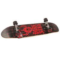 Скейт мини круизер детский Darkstar S6 Shatter Youth Soft Wheel Mid Red 7.5 x 29 (73.6 см)