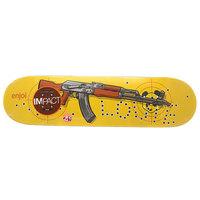 Дека для скейтборда для скейтборда Enjoi S6 Barletta Plus Ak-47 Impact 31.7 x 8 (20.3 см)