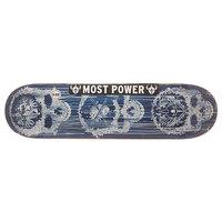 Дека для скейтборда для скейтборда Darkstar S6 Hyb Addiction Blue 31.8 x 8.125 (20.6 см)