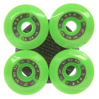 Колеса для скейтборда для лонгборда Z-Flex Zfx Wheels Green 90A 60 mm