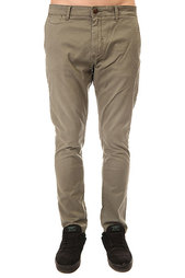 Штаны узкие Quiksilver Krandy Slim Dusty Olive