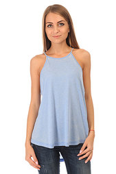 Майка женская Billabong Essential Tank Point Chambray