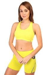 Топ женский CajuBrasil Top Trend Yellow