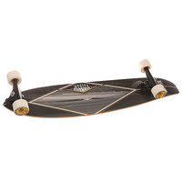 Лонгборд Sector 9 Salt Creek Black/Grey 8.6 x 38.25 (97 см)