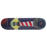 Дека для скейтборда для скейтборда Nord Mayak Denim/Red/White 32 x 8.25 (21 см)