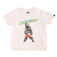 Футболка детская Quiksilver Bearwatch K Tees White