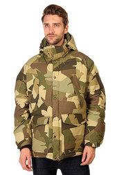 Куртка зимняя Penfield Summit Jacket Jungle Camo