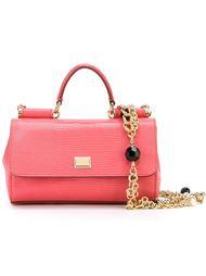 маленькая сумка на плечо 'Miss Sicily' Dolce & Gabbana