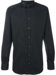 рубашка с узким воротником Dolce & Gabbana