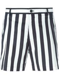 шорты для плавания в полоску Dolce & Gabbana