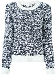 textured knit jumper  Rag & Bone /Jean
