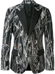 блейзер с принтом  Dolce & Gabbana