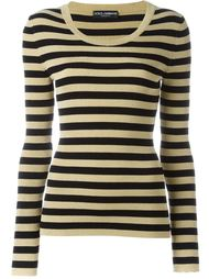 striped jumper Dolce & Gabbana