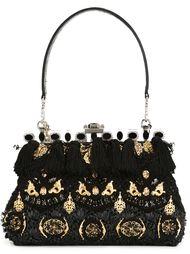 декорированный клатч 'Vanda' Dolce & Gabbana