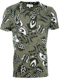 футболка с принтом  Paul & Joe