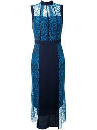 приталенное платье 'Aperture' GINGER & SMART