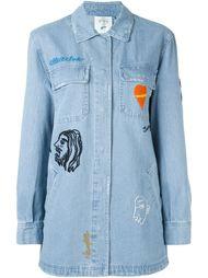 пиджак с вышивкой Steve J & Yoni P
