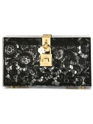 кружевной клатч Dolce & Gabbana