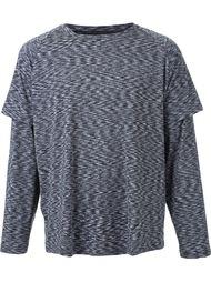многослойная футболка с длинными рукавами Ovadia & Sons