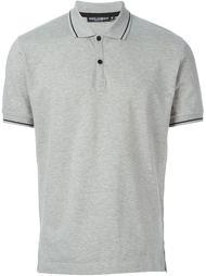 классическая футболка-поло Dolce & Gabbana