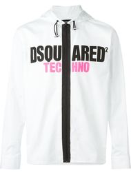 ветровка с логотипом  Dsquared2