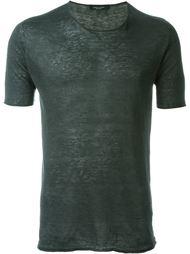классическая футболка  Roberto Collina