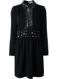 декорированное платье  Sonia By Sonia Rykiel