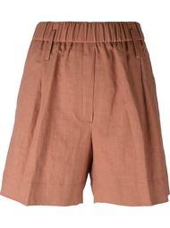плиссированные шорты 'My Pants' Forte Forte