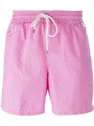 pinstriped swim shorts Polo Ralph Lauren