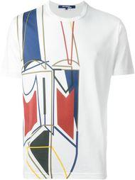 футболка с круглым вырезом Junya Watanabe Comme Des Garçons Man