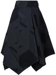 асимметричная юбка Issey Miyake