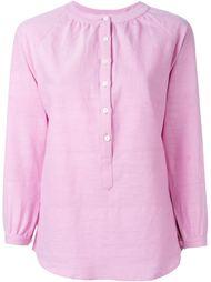 блузка с пуговичной застежкой A.P.C.