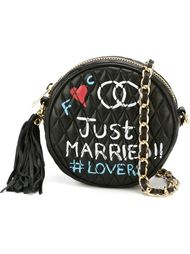 'Just married' crossbody bag Forte Couture